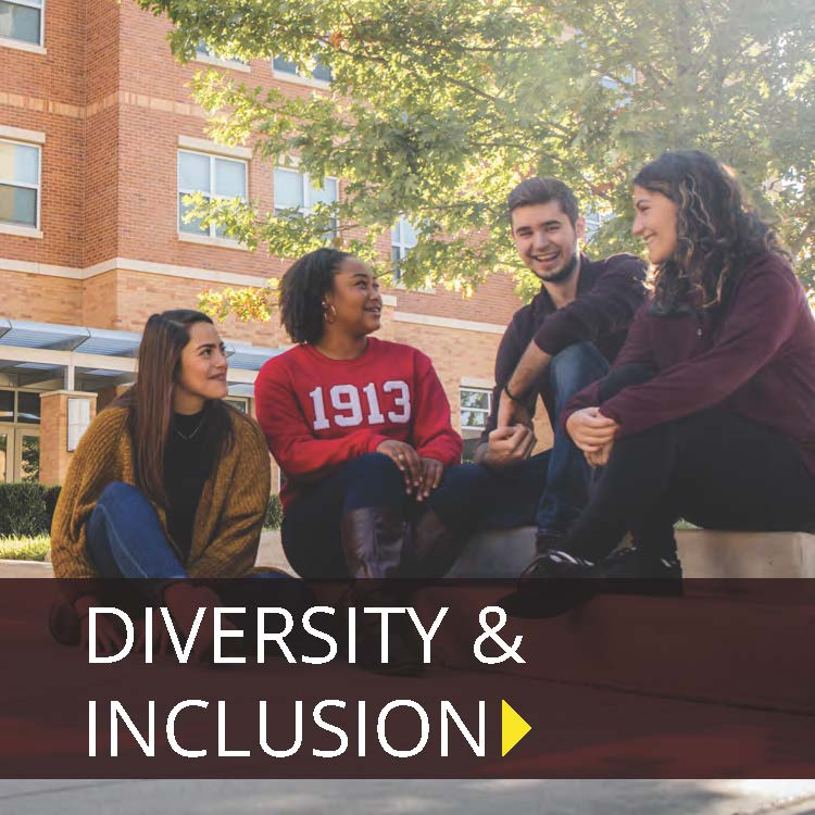Click here to learn about Diversity and Inclusion