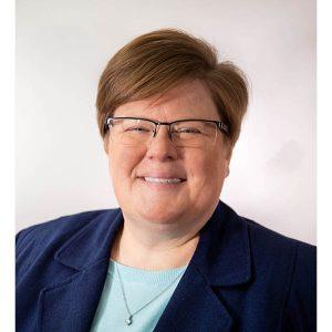 A head shot of Dr. Vicki Dobiyanski