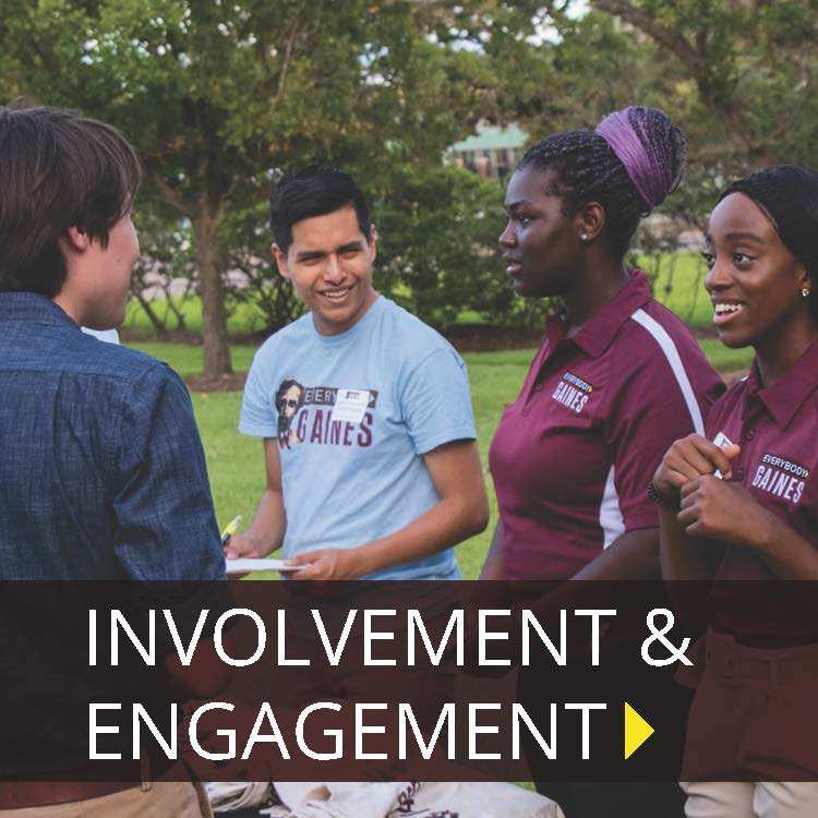 Click here to learn about Involvement and Engagement