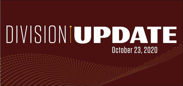Division Update Header Oct. 2020