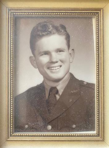 Graduation photo of Henry Hulan '53
