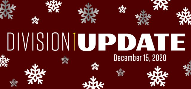 Division Update Holiday Header 2020