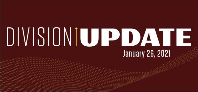 Division Update Header Jan. 2021