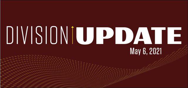 Division Update Header May 2021