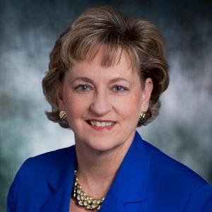 A head shot of Dr. Anne Reber