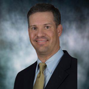 A head shot of Matt Jennings