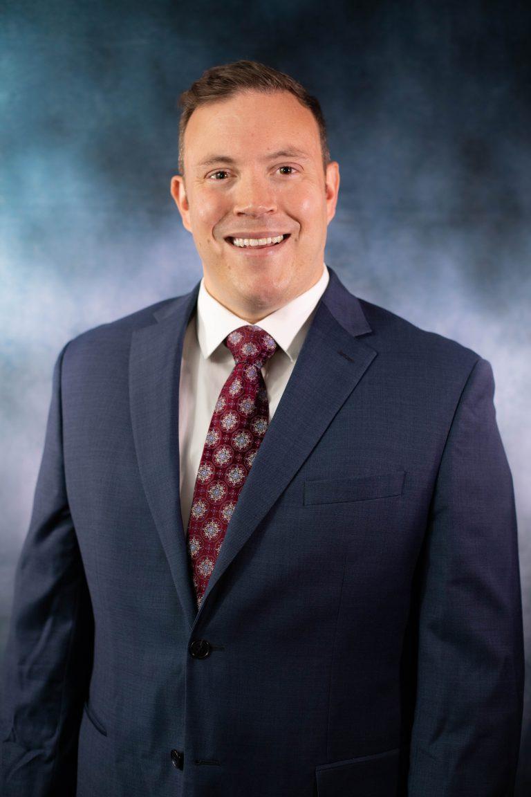 Photo of Justin Jeffery